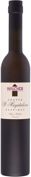 Grappa St. Magdalena from the Brennerei Walcher